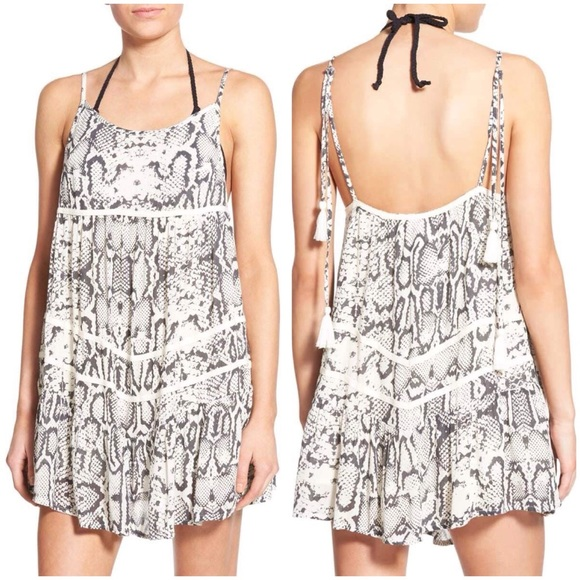 Rip Curl Juniors Animalia Dress